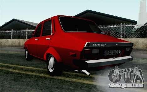 Dacia 1310 TX para GTA San Andreas left