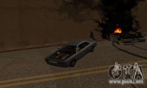 New Effects Paradise para GTA San Andreas novena de pantalla