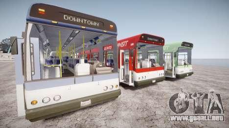 GTA 5 Bus v2 para GTA 4