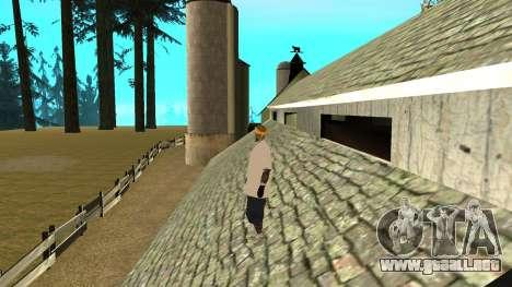 New lsv3 para GTA San Andreas tercera pantalla