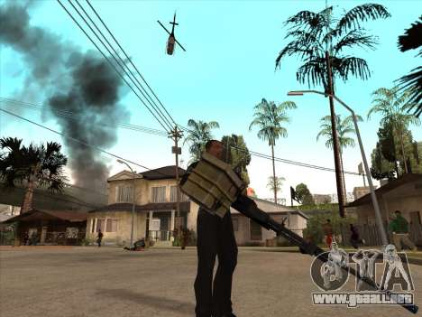 CABLE de Battlefield 3 para GTA San Andreas