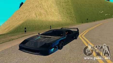 Summers-ENB v9.5 para GTA San Andreas