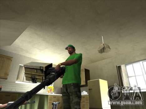 CABLE de Battlefield 3 para GTA San Andreas tercera pantalla