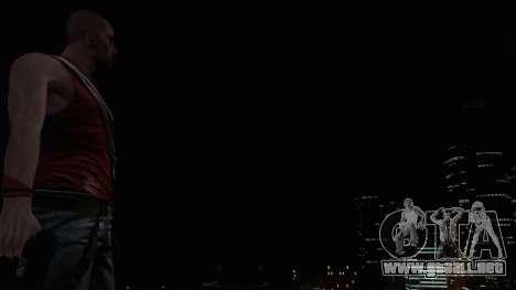 Rogue ENB Series v2 para GTA San Andreas quinta pantalla