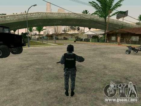 La policía para GTA San Andreas tercera pantalla
