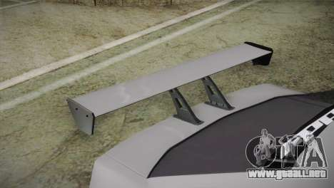 Citroen Xantia Tuning para la visión correcta GTA San Andreas