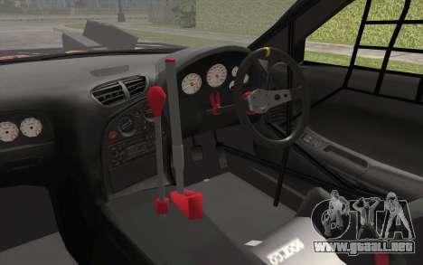 Mazda RX-7 MadMike para la visión correcta GTA San Andreas