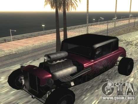 Actualizado Hotknife para GTA San Andreas left