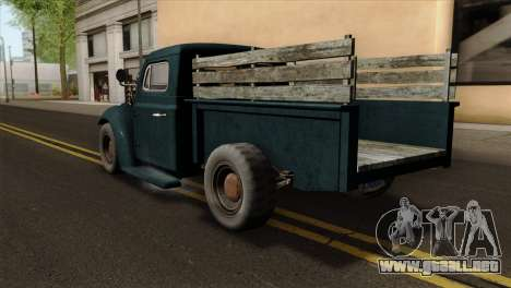 GTA 5 Bravado Rat-Loader para GTA San Andreas left
