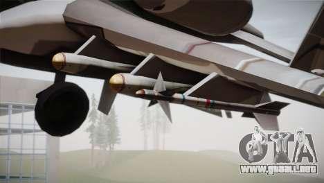 A-10A The Idolmaster -SP- para la visión correcta GTA San Andreas