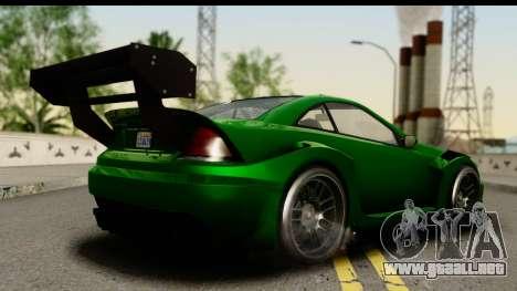 GTA 5 Benefactor Feltzer SA Mobile para GTA San Andreas left