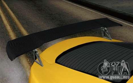 GTA 5 Dewbauchee Exemplar para la visión correcta GTA San Andreas