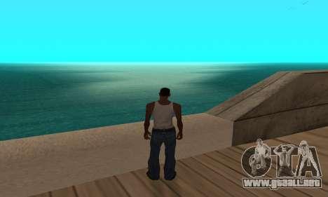 New Effects Paradise para GTA San Andreas décimo de pantalla
