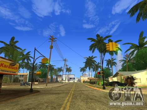 Beautiful Timecyc para GTA San Andreas