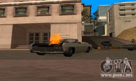 New Effects Paradise para GTA San Andreas séptima pantalla