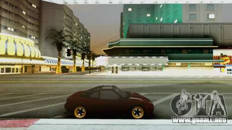 Toyota MR2 para GTA San Andreas left