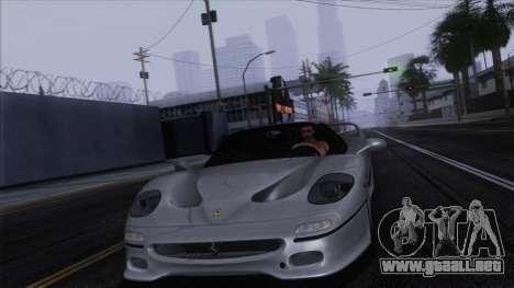 Rogue ENB Series v2 para GTA San Andreas segunda pantalla