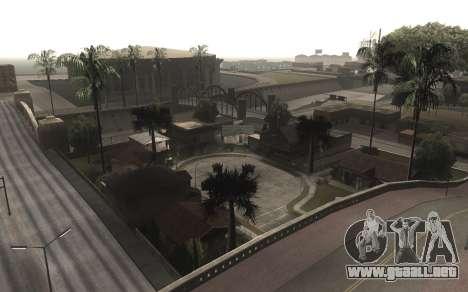 ColorMod и ENB Series para GTA San Andreas segunda pantalla