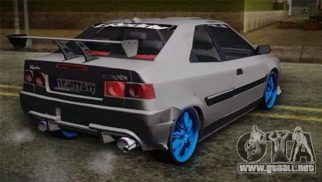 Citroen Xantia Tuning para GTA San Andreas left