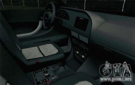GTA 5 Karin Kuruma v2 para la visión correcta GTA San Andreas