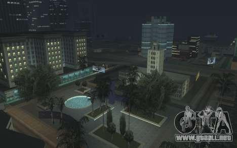 ColorMod и ENB Series para GTA San Andreas tercera pantalla