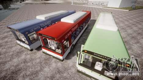 GTA 5 Bus v2 para GTA motor 4