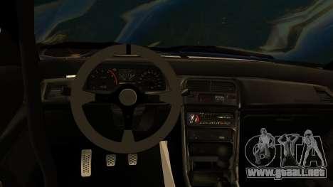 Honda CRX Dragster para la visión correcta GTA San Andreas
