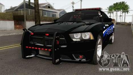 Dodge Charger 2013 LSPD para GTA San Andreas