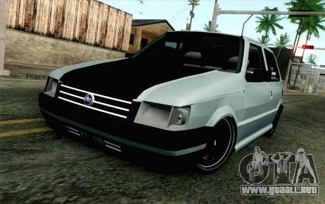 Fiat Uno Fire para GTA San Andreas