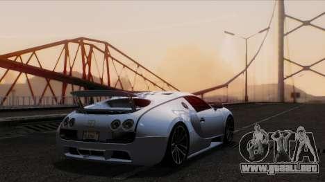 ENB W V2 para GTA San Andreas segunda pantalla