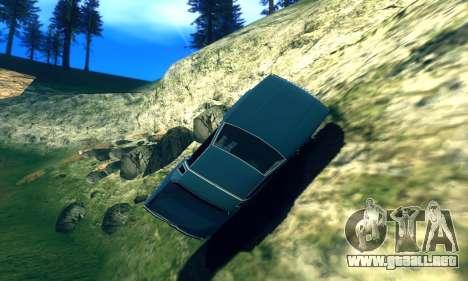 ENB Series para baja y Media de la PC para GTA San Andreas sucesivamente de pantalla
