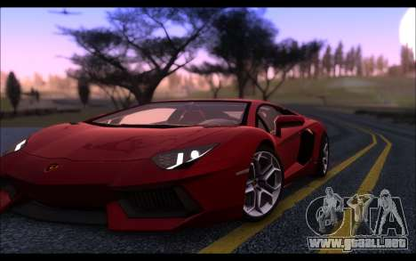 ENB Ximov V3.0 para GTA San Andreas segunda pantalla