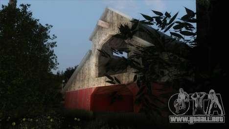 Rogue ENB Series v2 para GTA San Andreas sucesivamente de pantalla