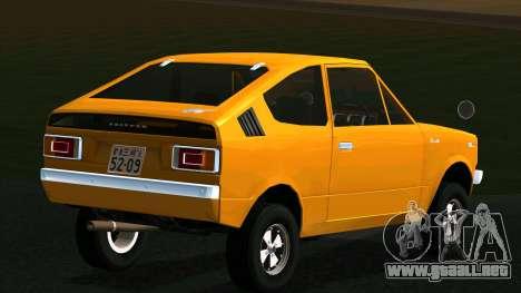 Mitsubishi Minica Skipper para la visión correcta GTA San Andreas