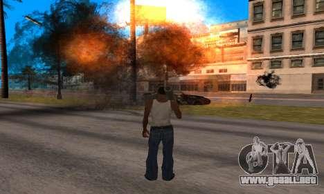 New Effects Paradise para GTA San Andreas