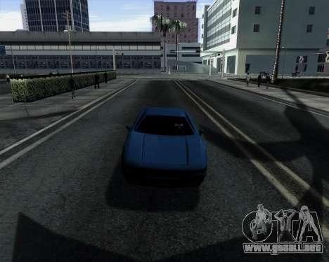 GtD ENBseries para GTA San Andreas quinta pantalla