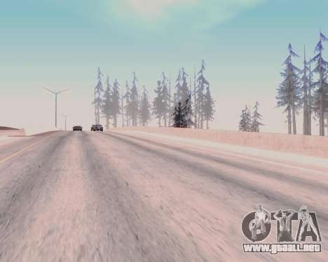 ENB Series for Low PC para GTA San Andreas tercera pantalla