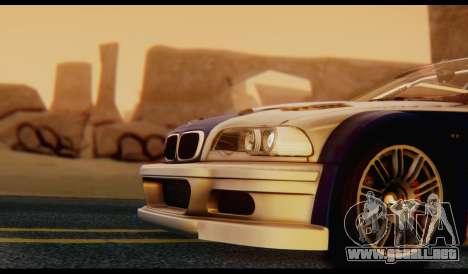Humaiya ENB 0.248 para GTA San Andreas segunda pantalla