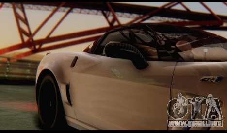 Humaiya ENB 0.248 para GTA San Andreas sucesivamente de pantalla
