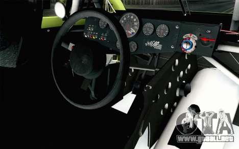 NASCAR Toyota Camry 2013 v4 para la visión correcta GTA San Andreas