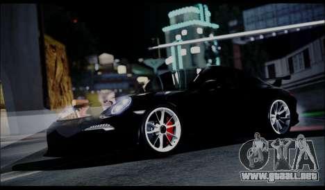 Grizzly Games ENB V2.0 para GTA San Andreas tercera pantalla