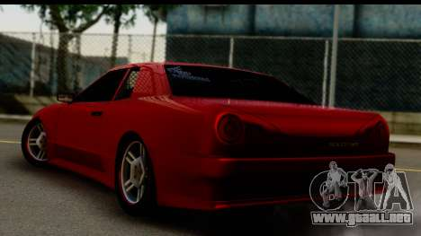 Elegy by Molniya para GTA San Andreas left