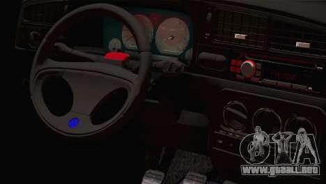 Volkswagen Golf 3 para la visión correcta GTA San Andreas