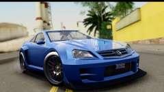 GTA 5 Benefactor Feltzer IVF para GTA San Andreas