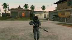 La policía para GTA San Andreas