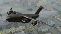 C-17A Globemaster III USAF McGuire para GTA San Andreas