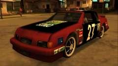 Beta Hotring Racer para GTA San Andreas
