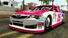 NASCAR Toyota Camry 2012 Plate Track