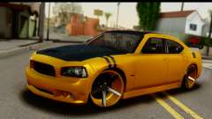 Dodge Charger SRT8 2006 Tuning para GTA San Andreas