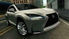 Lexus NX 200T v2 para GTA San Andreas